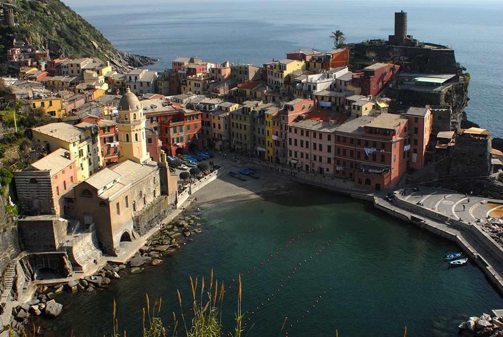 Pentecost 2018 - a trip in the Italian Riviera